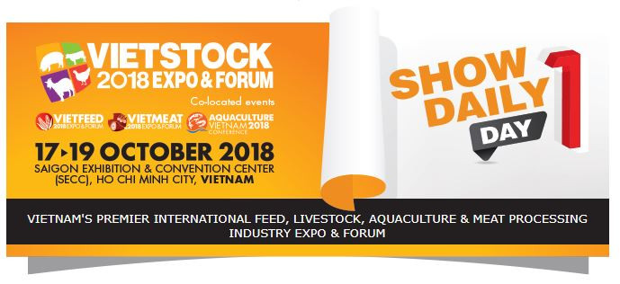 VIETSTOCK 2018 Expo & Forum_E-show Daily Day 1